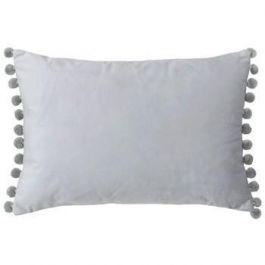 Fiesta Dove & Silver Cushion 35x50cm