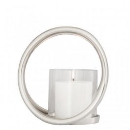 Double Ring Pillar Candle Holder