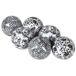 Black & White Patterned Balls