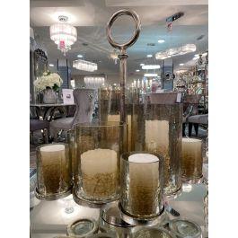 Smoke Glass Display