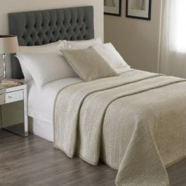Brooklands Champagne Throw 240x250
