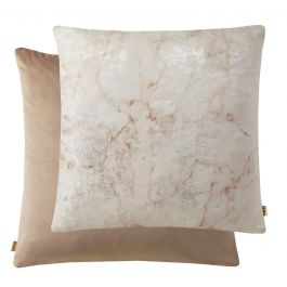 The Mika Marble Mink Cushion 50x50