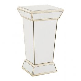 Mirrored Champagne Pedestal