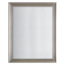 Haylen Mirror Brushed Steel Large