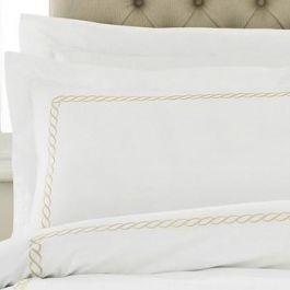 Cleopatra Gold Single Pillowcase