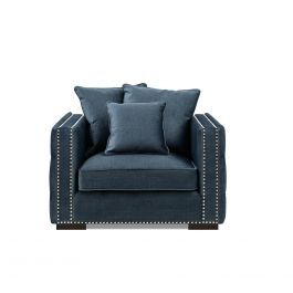 Valentia Blue Sofa