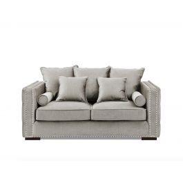Valentia Latte Sofa -2 Seater