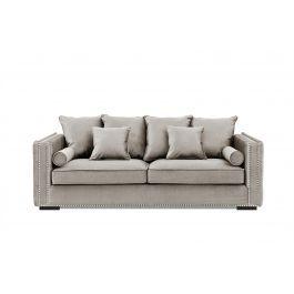 Valentia Latte Sofa -3 Seater