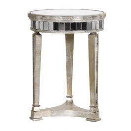 Venice Seville Round Lamp Table