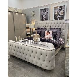 The Official Rockstud Bed Grey