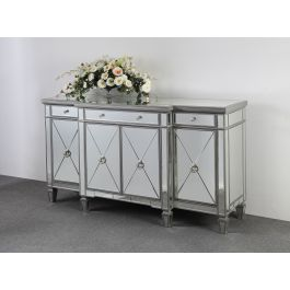 Hartford 4 Door Sideboard