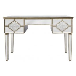Medina Mirror 5 Drawer Dressing Table