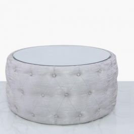 Derry Silver Coffee Table