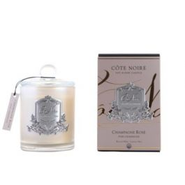 Silver Candle Pink Champagne 450g