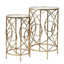 Loop Side Set Of 2 Tables