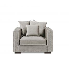 Valentia One Seater Sofa Mink