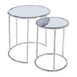 2 Round Nest Tables