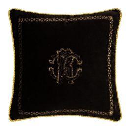 Roberto Cavalli Brown Cushion 40x40