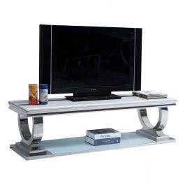 ALMA Ivory TV Stand