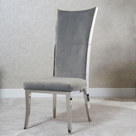 GRACE Chair Silver