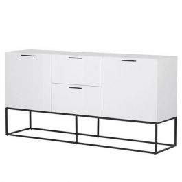 The White Gloss Cabinet