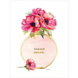 Perfume Wall Art 60x80cm