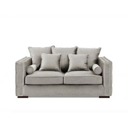 Valentia Two Seater Sofa Mink