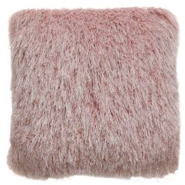 Pink Glittering Shimmery Cushion