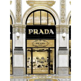 Prada Wall Art 60x80cm