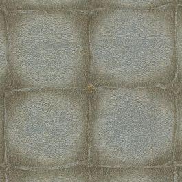 Roberto Cavalli Bronze Squares Wallpaper