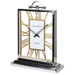 Tower Bridge Gold Clock
