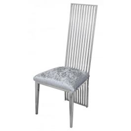 CHROME FINISH CHAIR